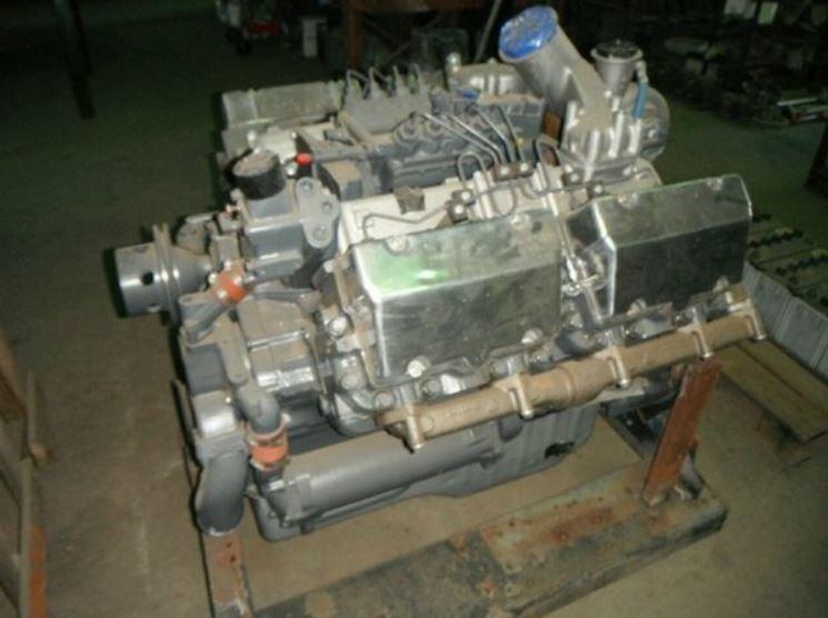 mack e9 v8 rebuilt motor