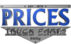 Prices Truck Parts Logo