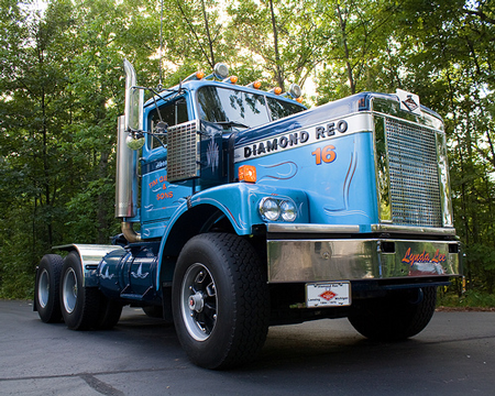 Diamond T Truck For Sale Au