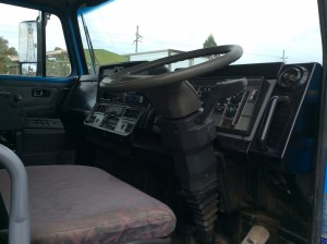 Inter Acco 2350G Dash Steering