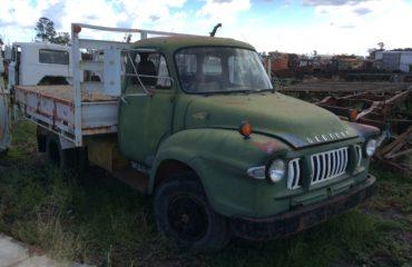 Bedford J3 Truck