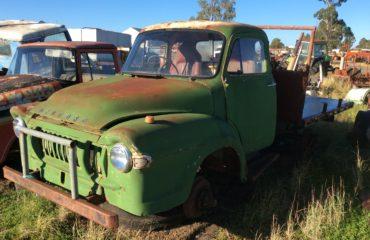 Bedford J1 Truck