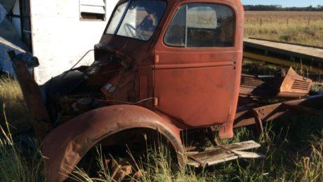 Bedford OL Truck