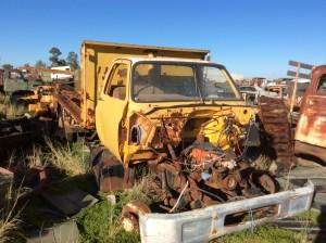 Chev C50 Truck