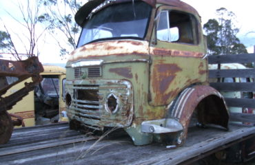 Commer Cab