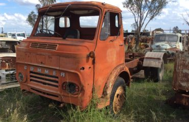 Commer D2F Truck