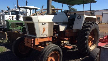 David Brown Agri King 870 Tractor