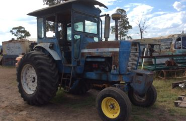 Ford 8000 Tractor
