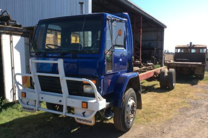 Ford Caro Truck