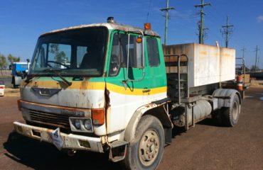 Hino FF177K Fuel Tanker Truck