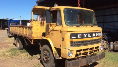 Leyland Boxer Truck