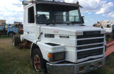 Scania 112H Truck