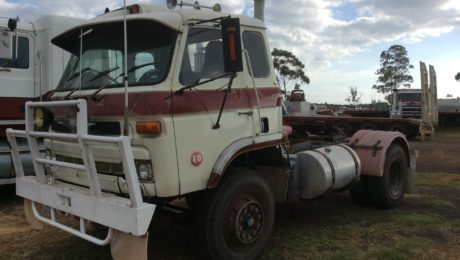 UD CK40 Truck