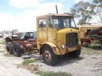 AEC Vintage Truck