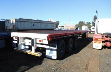 Flat Deck Freighter Trailer