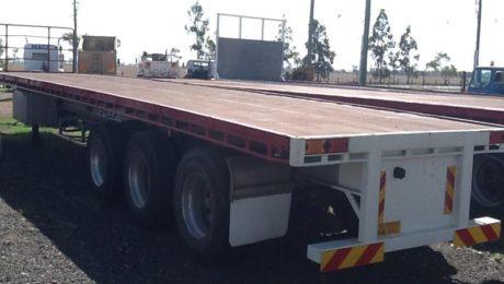 Freighter Flat Top Trailer