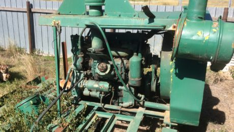 GM 471 motor