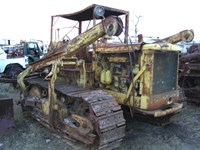 International TD14A Dozer