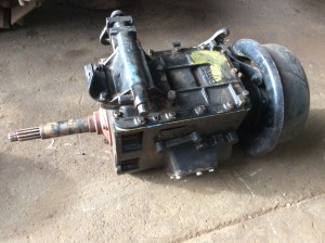 Eaton 475 gearbox