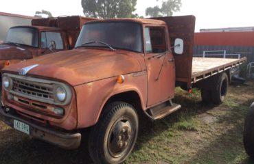 International C1640 Tipper Truck