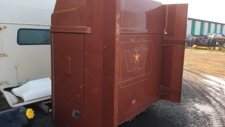 Western Star Sleeper Cab