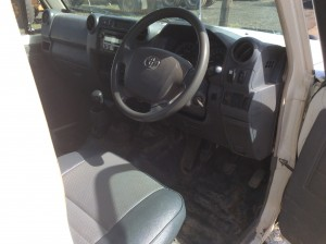 Toyota Landcruiser Ute
