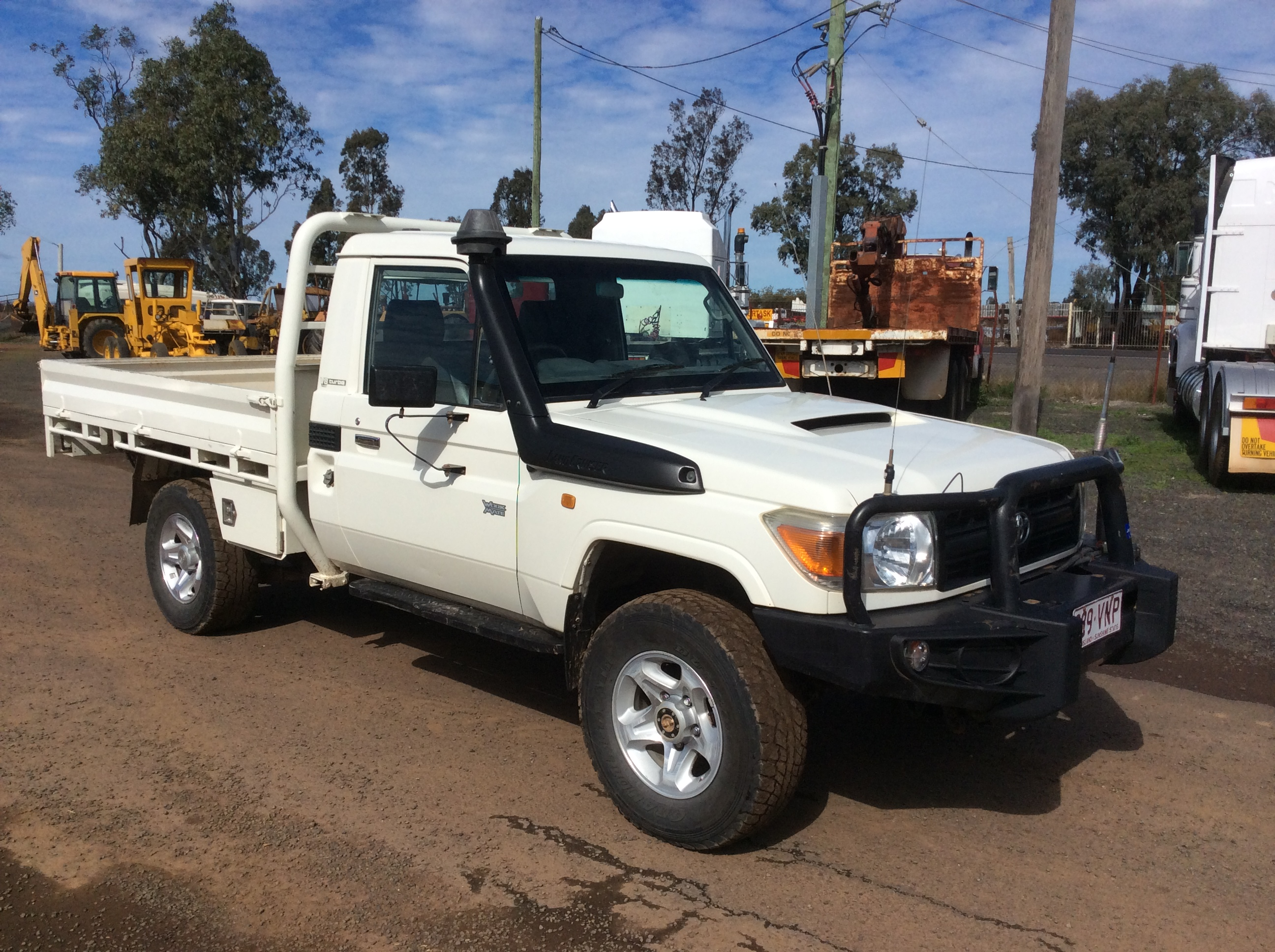 2015 Landcruiser Ute 2017 2018 Best Cars Reviews