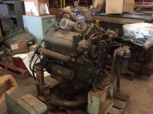 GM V653 Motor