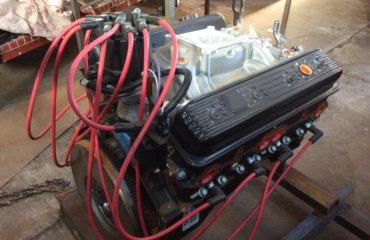 Chev 350 Engine
