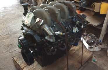 Chev Bigblock Engine