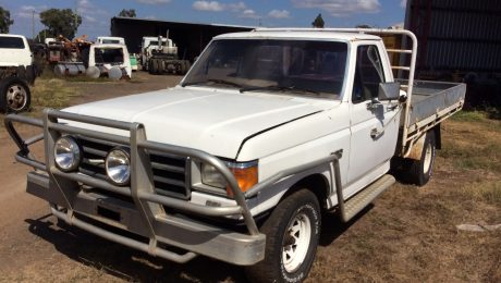 Ford F150 Ute