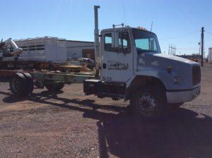 Freightliner FL80 Truck
