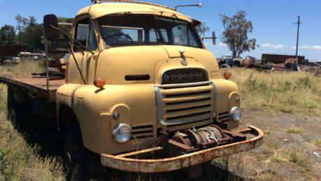Bedford Truck 4x4