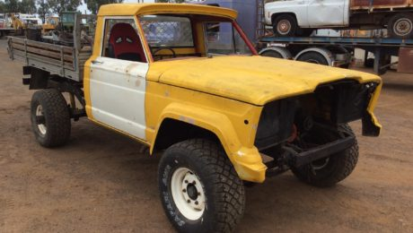 Jeep CJ 4x4