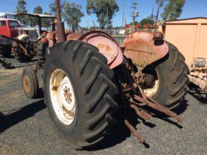 Massey 65 Tractor