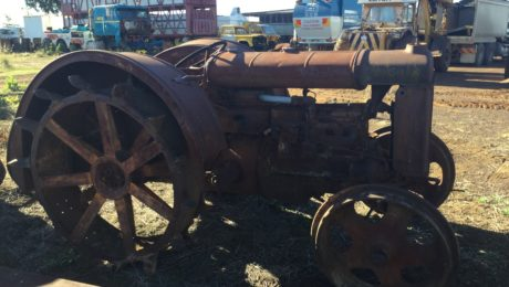 Fordson Cork Tractor (1)