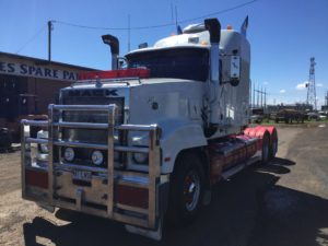Mack Titan White