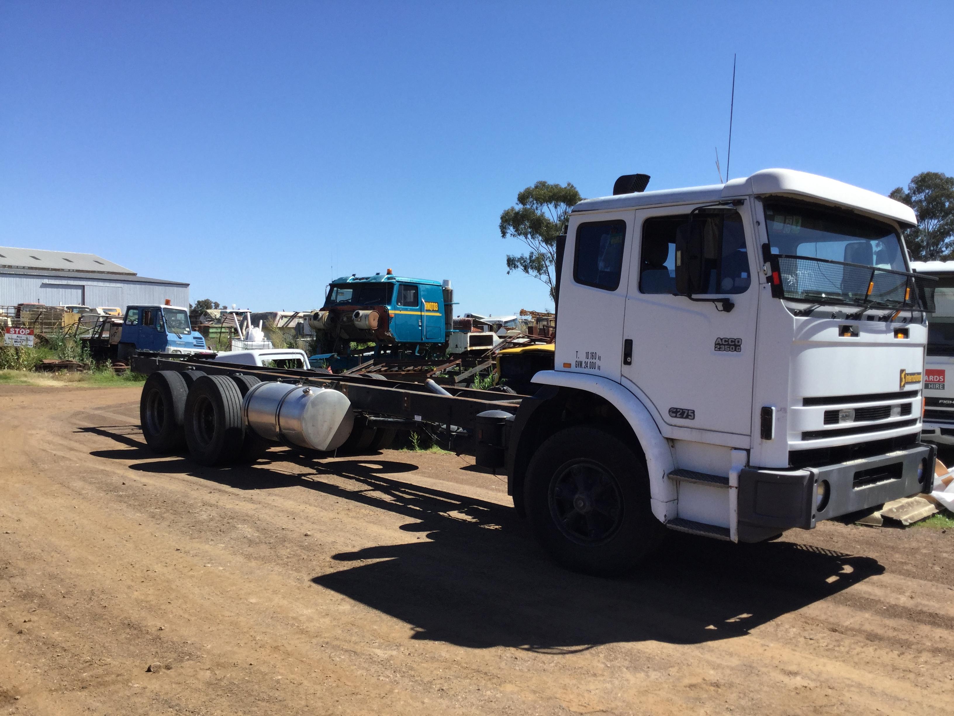 acco 2350g truck tractor parts wrecking rh pricestruckparts com au