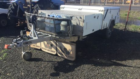 Nomad Camping Trailer