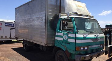 Hino FC Truck