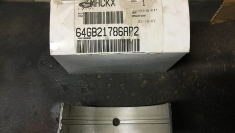 Mack E9 Bearings