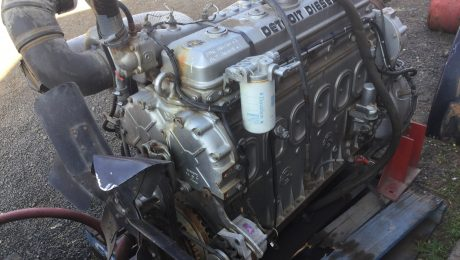 671 GM Motor