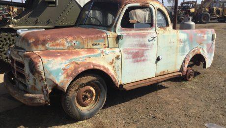 Dodge Fargo Ute