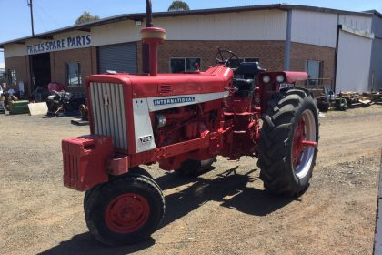 International Farmall Tractor