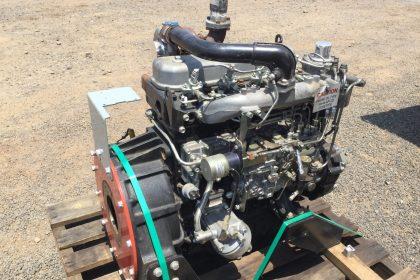 Isuzu 4bg1 Motor