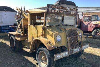 Chev Blitz Truck