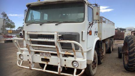 International TLine Truck