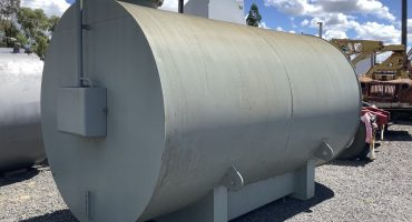 Diesel Oil Tank